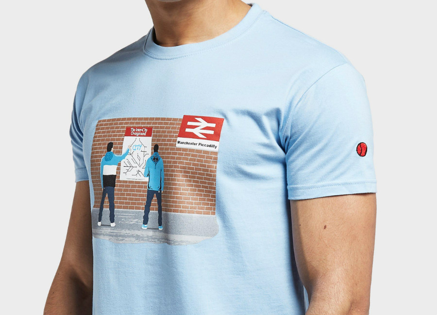 80s Casuals - Citizen Station Short Sleeve T-Shirt
