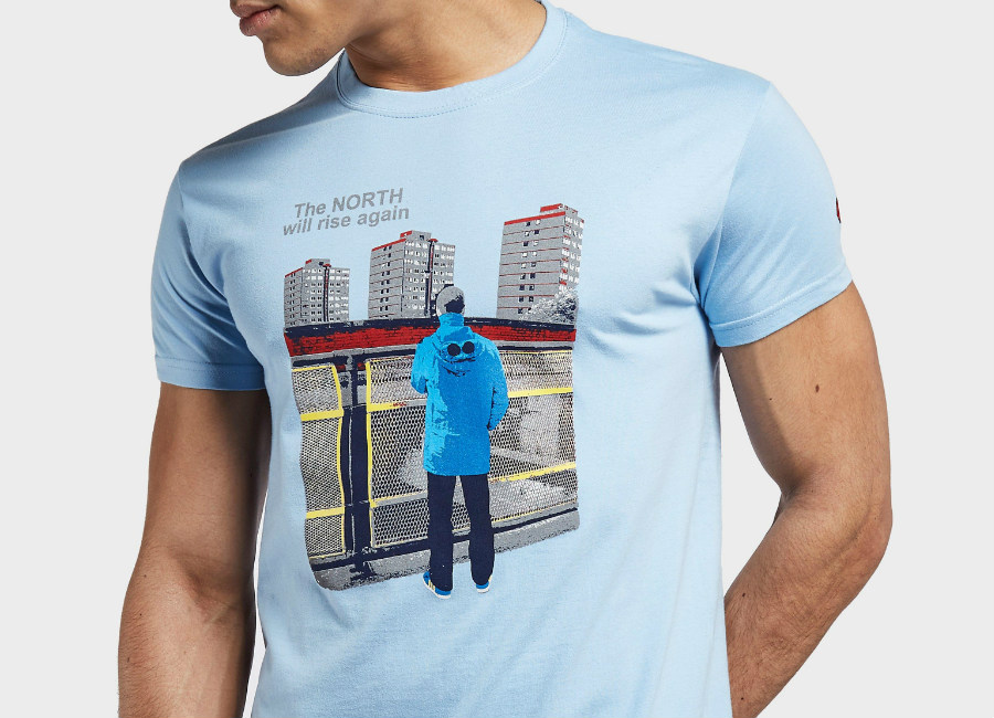80s Casuals - North Will Rise Short Sleeve T-Shirt