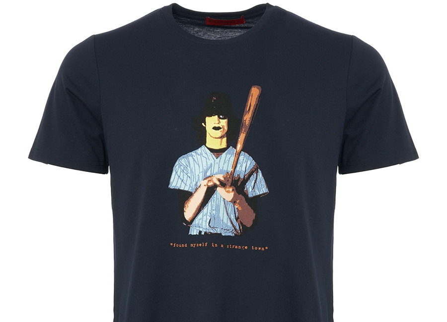 80's Casuals - The Warriors T-Shirt - Dark Navy