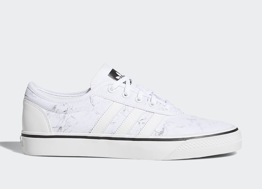 Adidas Adiease Shoes - Ftwr White / Ftwr White / Core Black