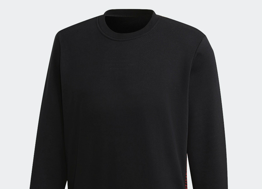 Adidas Manchester United Seasonal Special Sweatshirt - Black