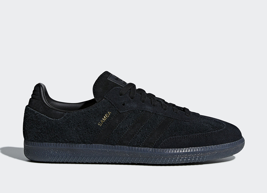 Adidas Samba OG Shoes - Core Black / Core Black / Carbon