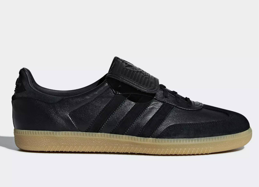 Adidas Samba Recon LT Shoes - Core Black / Ftwr White / Gum4