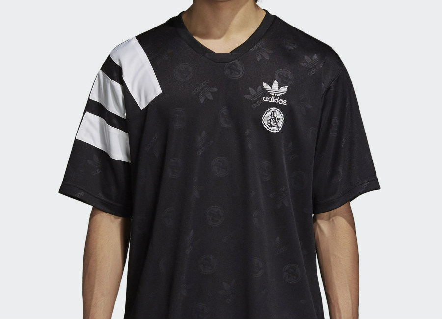 Adidas UA&SONS Game Jersey - Black
