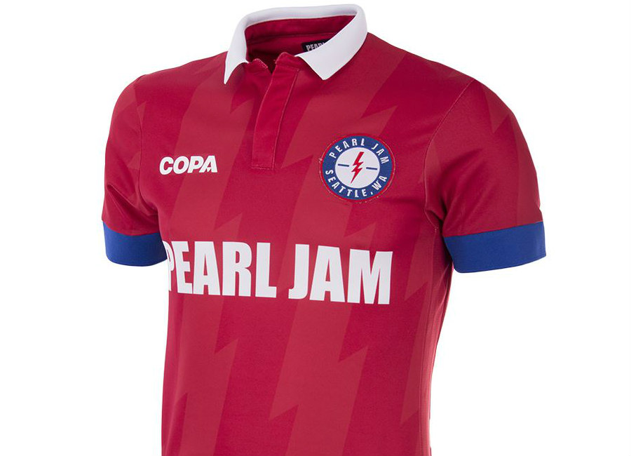 Chile Pearl Jam X Copa Football Shirt