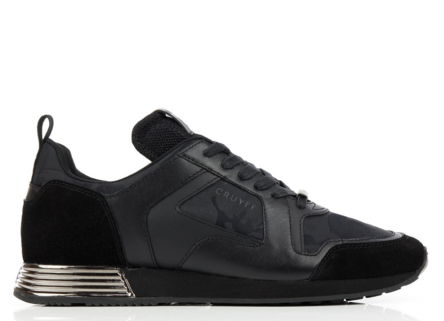 Cruyff Lusso Shoes - Black