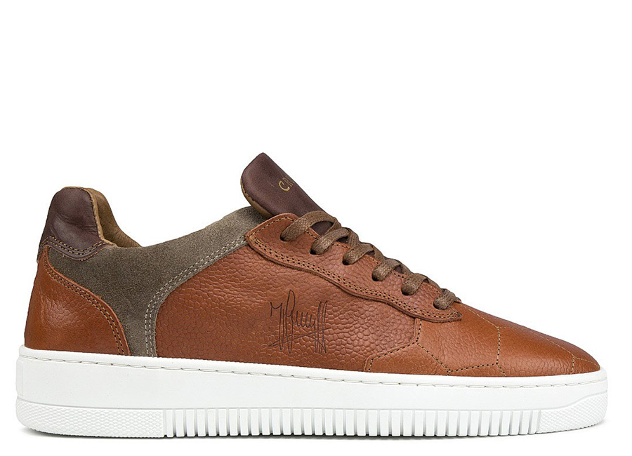 Cruyff Pelota Antik Shoes - Cognac