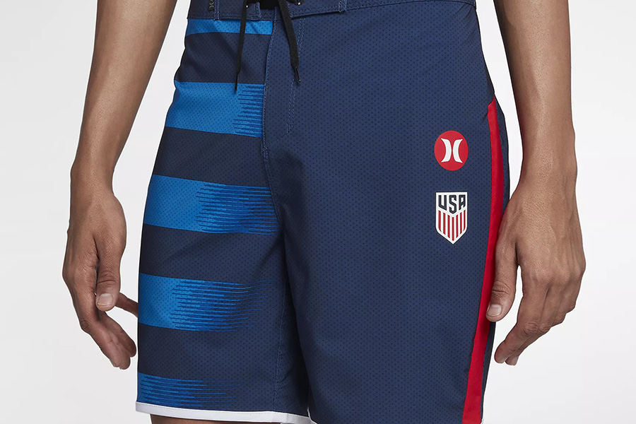 Hurley Phantom Usa Away National Team - Midnight Navy
