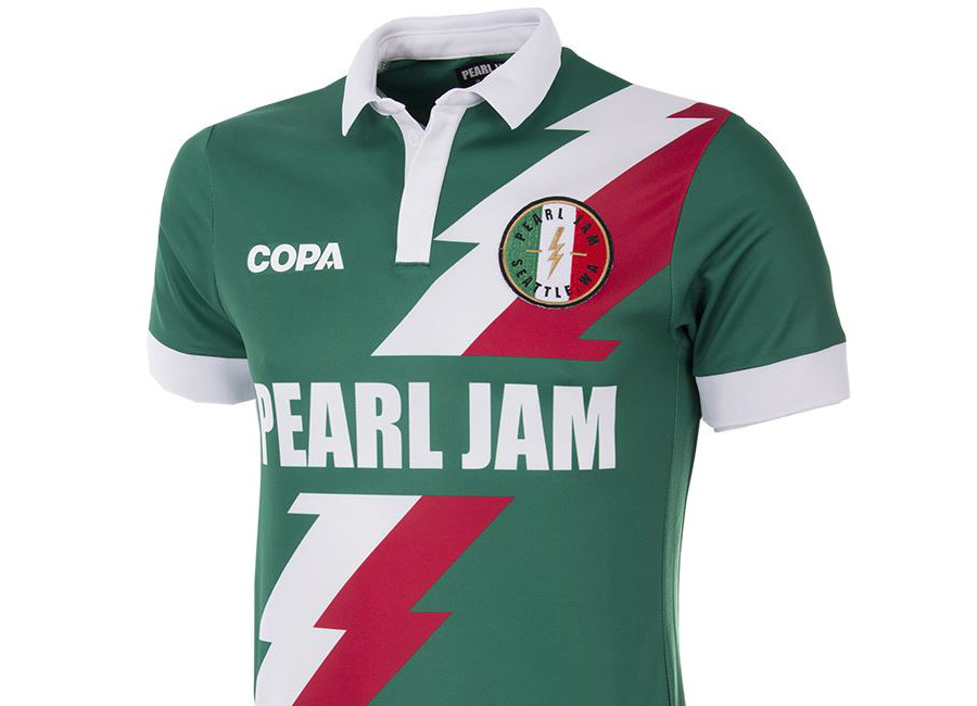 Mexico Pearl Jam X Copa Football Shirt