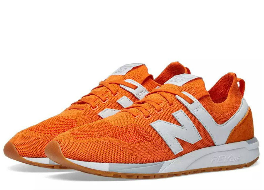 New Balance 247 Russian Football - Varsity Orange
