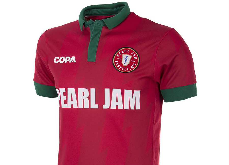 Portugal Pearl Jam X Copa Football Shirt