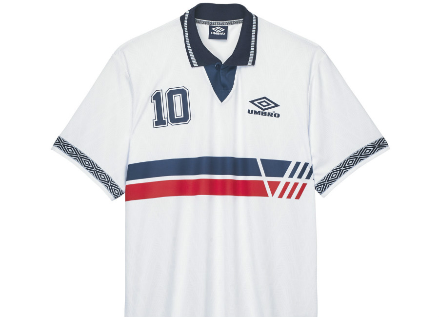 Umbro England Football Jersey - England White