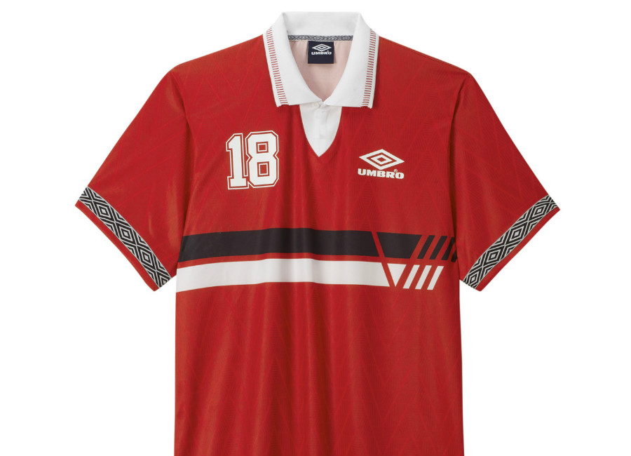 Umbro Russia Football Jersey - Russia Red