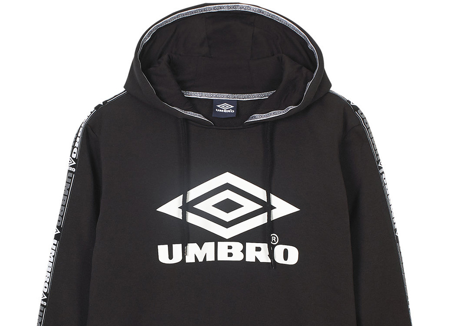 Umbro Taped OH Hood - Black
