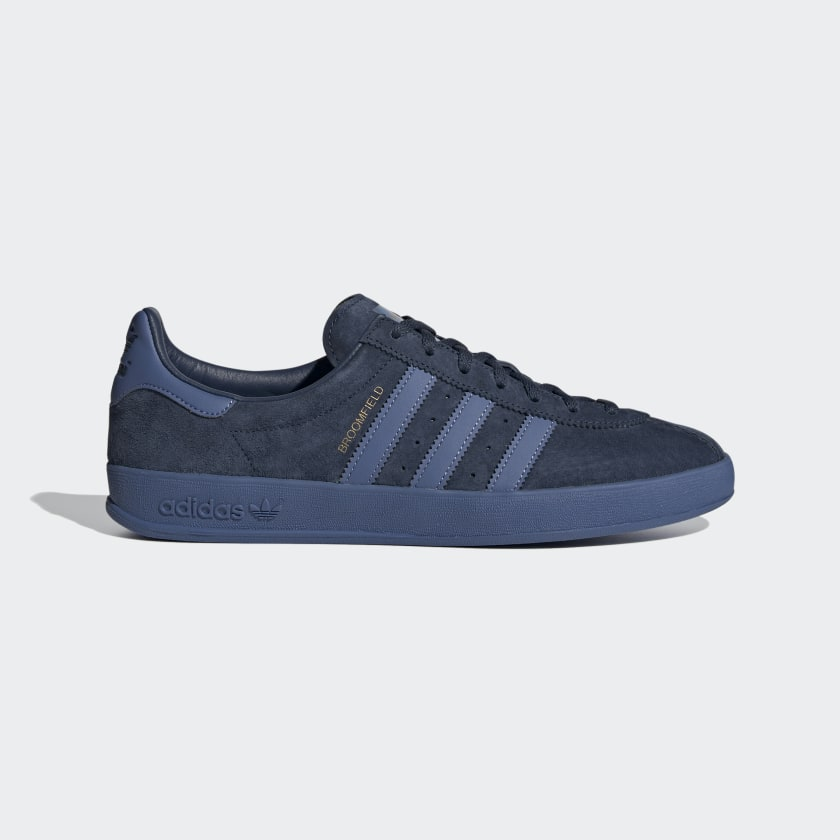 Adidas Broomfield - Crew Navy / Crew Blue / Gold Metallic
