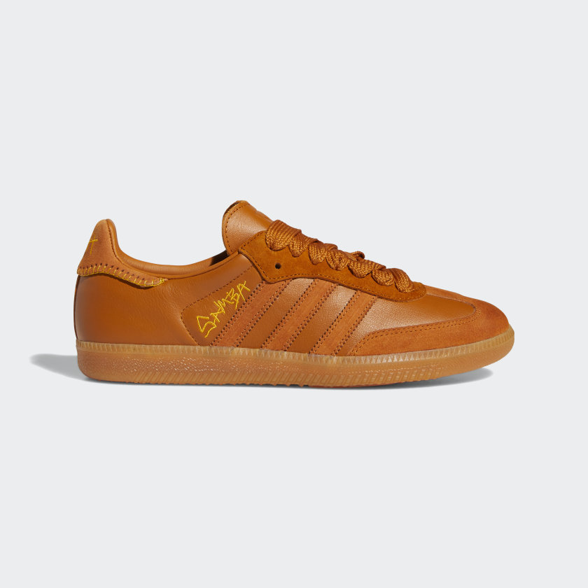 Adidas Jonah Hill Samba - Craft Ochre / Tech Copper / Ecru Tint