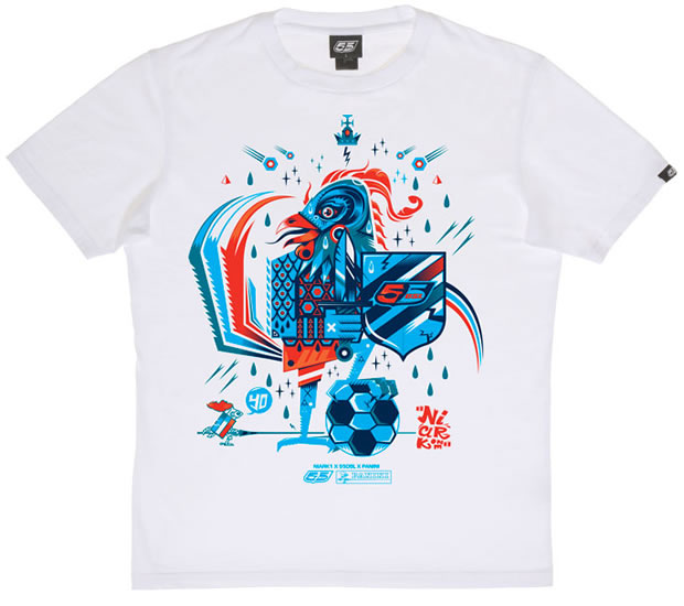 55dsl x panini tees pack france