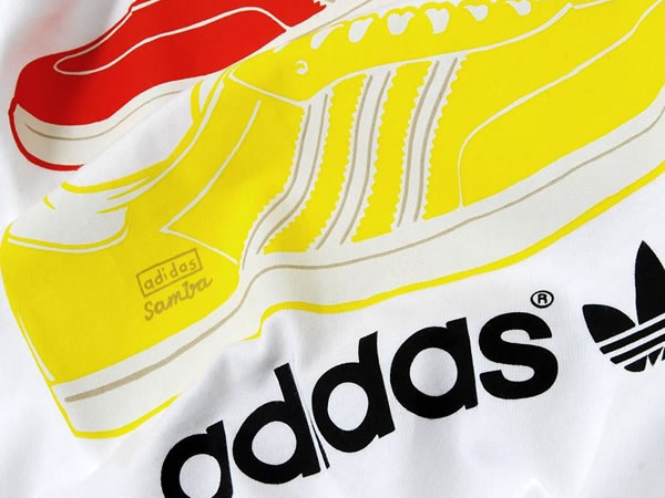 Adidas Germany Samba Tee