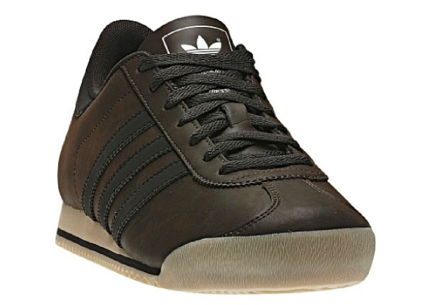 Adidas Kick- Mustang Brown / White / Dark Brown