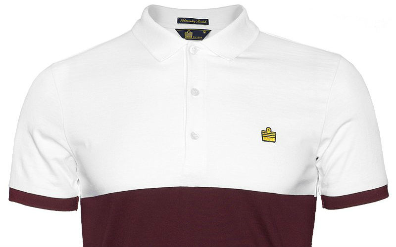 Admiral-Gold-Albright-Polo-Shirt-White