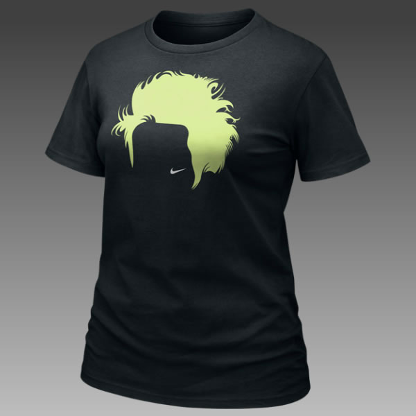 Nike Megan Rapinoe Hair T-Shirt