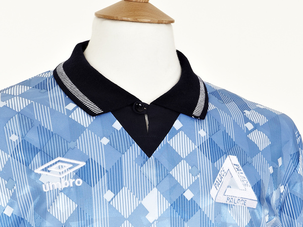 Umbro x Palace collection
