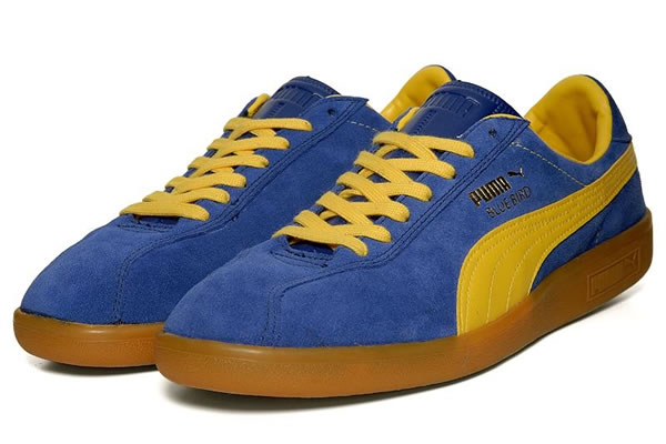 Puma Bluebird - Limoges & Spectra Yellow