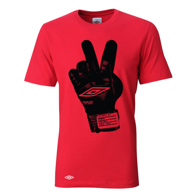 Umbro Two Finger Salute T-Shirt