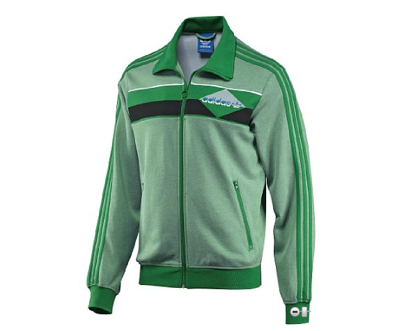 adidas Beckenbauer Track Top - Fairway