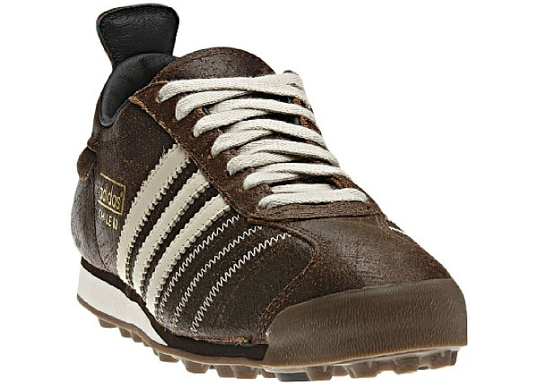 Adidas Chile 62 - Coffee / Bone / Gold Metallic