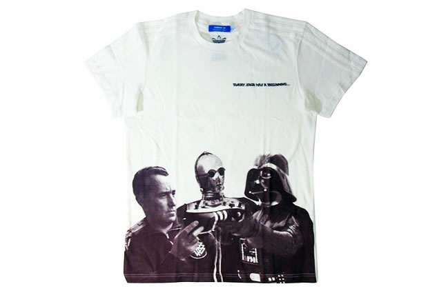 "adidas Originals x Star Wars ""Every Saga Has A Beginning"" T-Shirt"