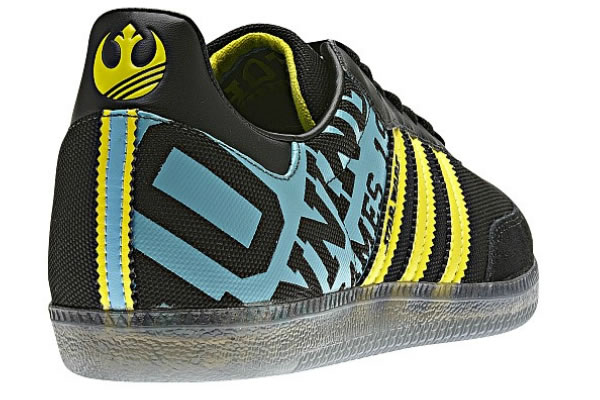 adidas Star Wars Samba – Bobsleigh