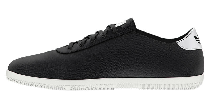 check out 06ef9 15160 adidas-plimsole-3-black-running-white