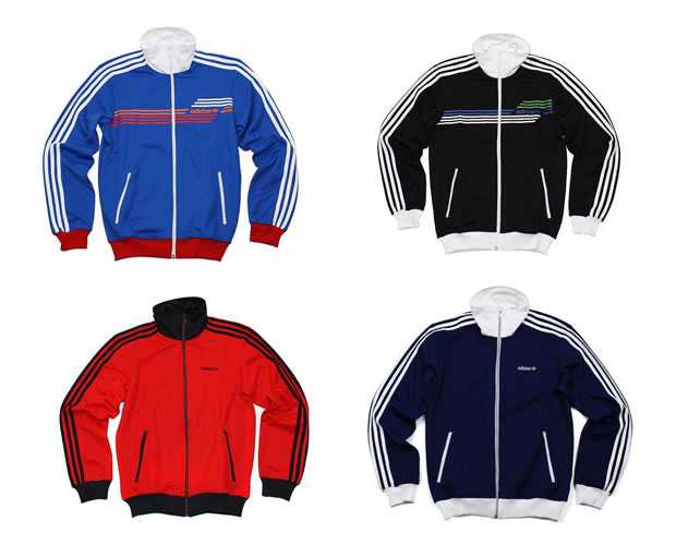 classic Adidas Beckenbauer track top reissued