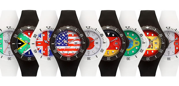 World Cup Jelly watch by Toywatch