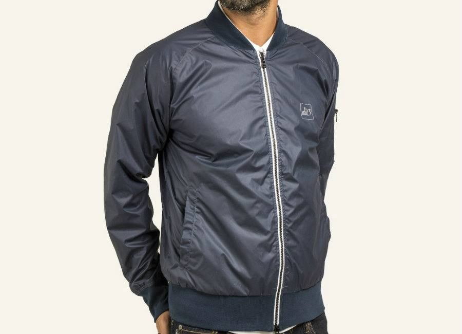 Peaceful Hooligan Dan Jacket - Navy
