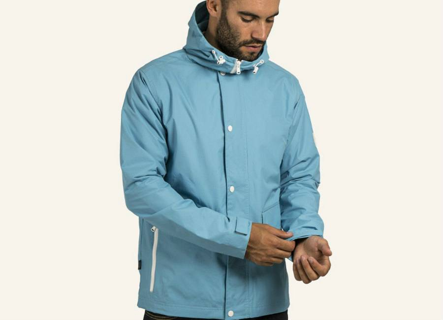 Peaceful Hooligan Jerry Jacket - Sky