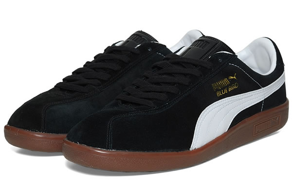 Puma Bluebird - Black & White