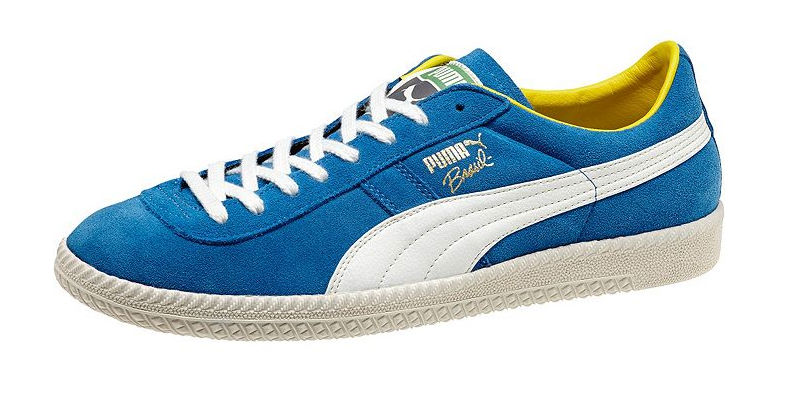 puma set trainers