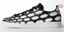 Adidas Stan Smith - Battle Pack - Core Black / White Vapour / White