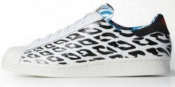 Adidas Superstar 80s - Battle Pack - White / White Vapour / Core Black