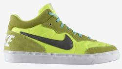 Nike Tiempo Trainer Mid Hp Qs - Volt / Light Ash