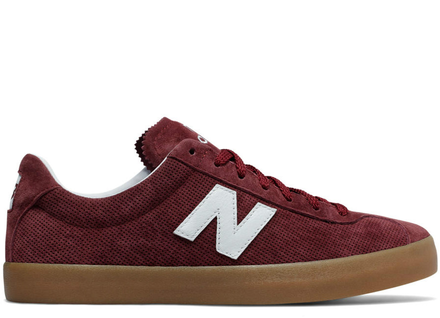 New Balance Tempus - Burgundy / White