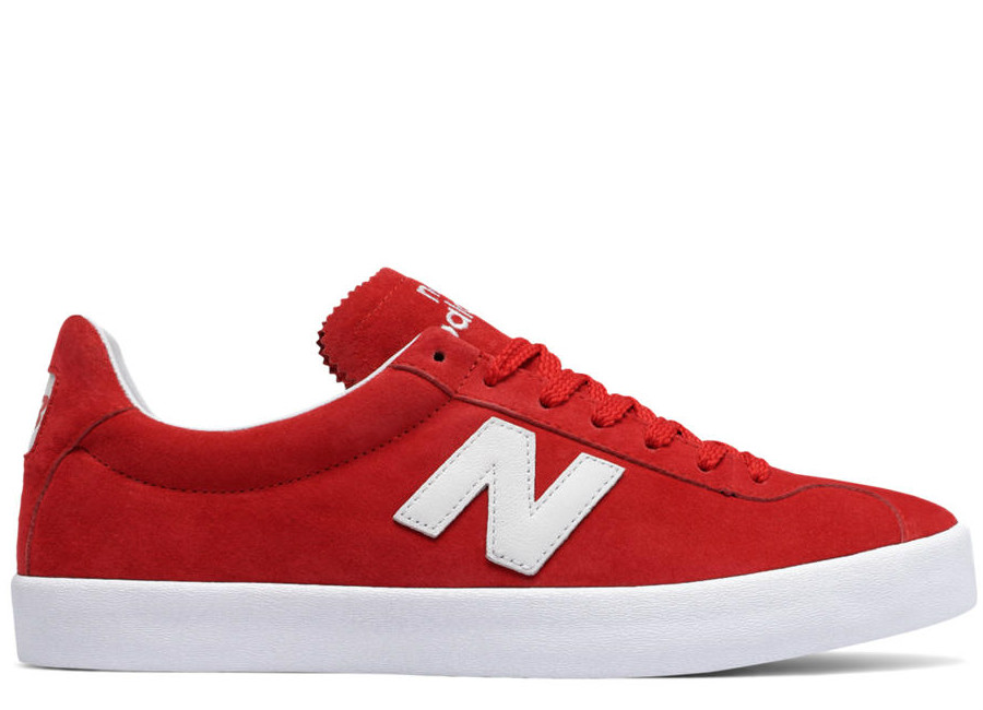 New Balance Tempus - Red / White