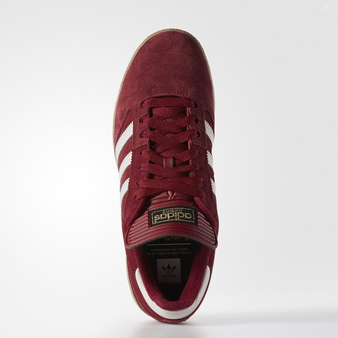 Adidas Busenitz Adidas/ Shoes Shoes Collegiate Borgoña/ Mist Stone/ Gum db1b604 - omkostningertil.website