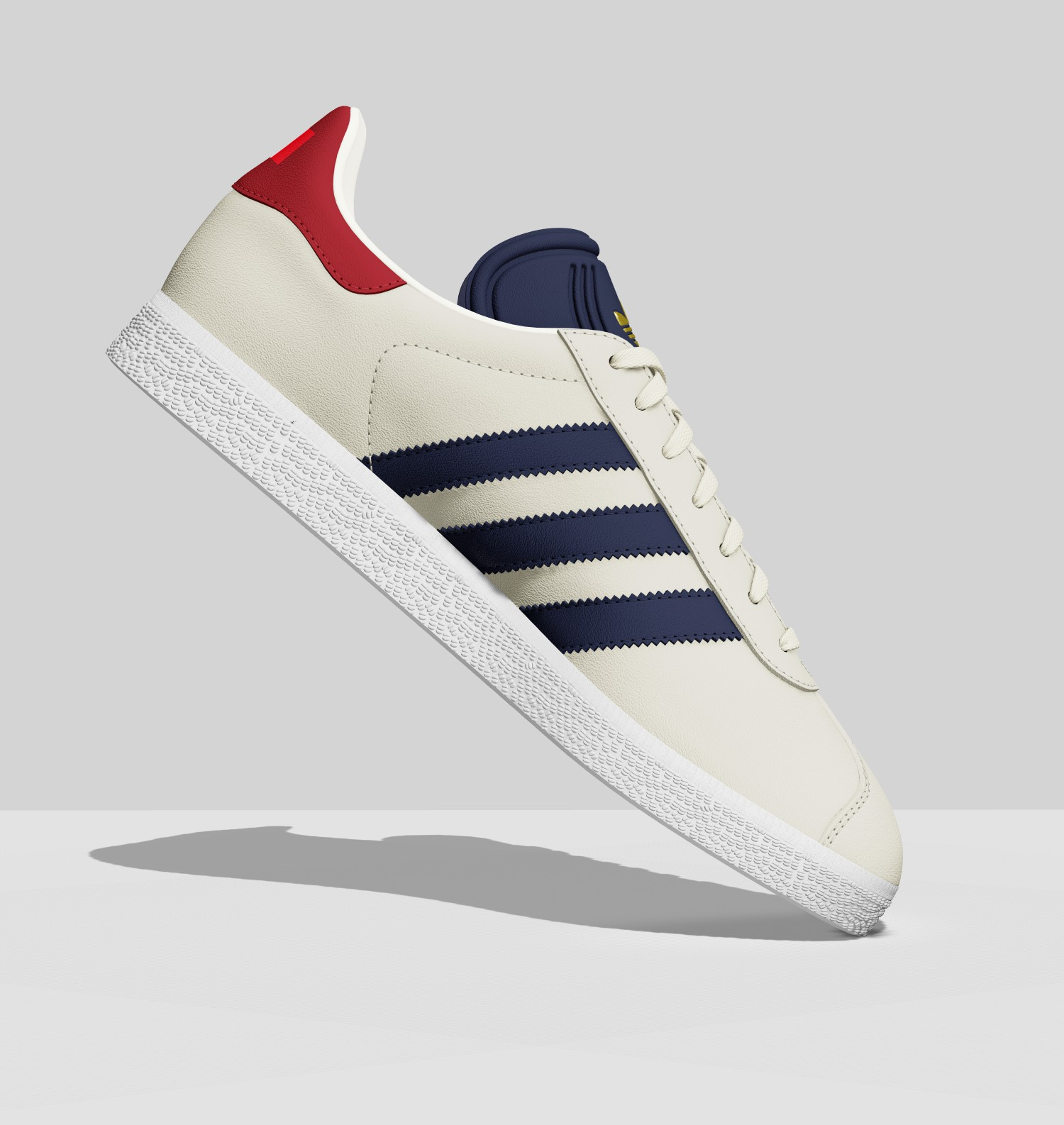 outlet store 90e33 a454d Blog Mode Skor World Adidas Frankrike Gazelle Mi Fotboll Pack Z4wq4C