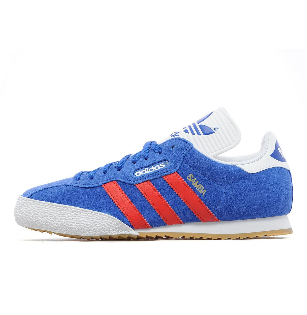 adidas samba sharp blue white