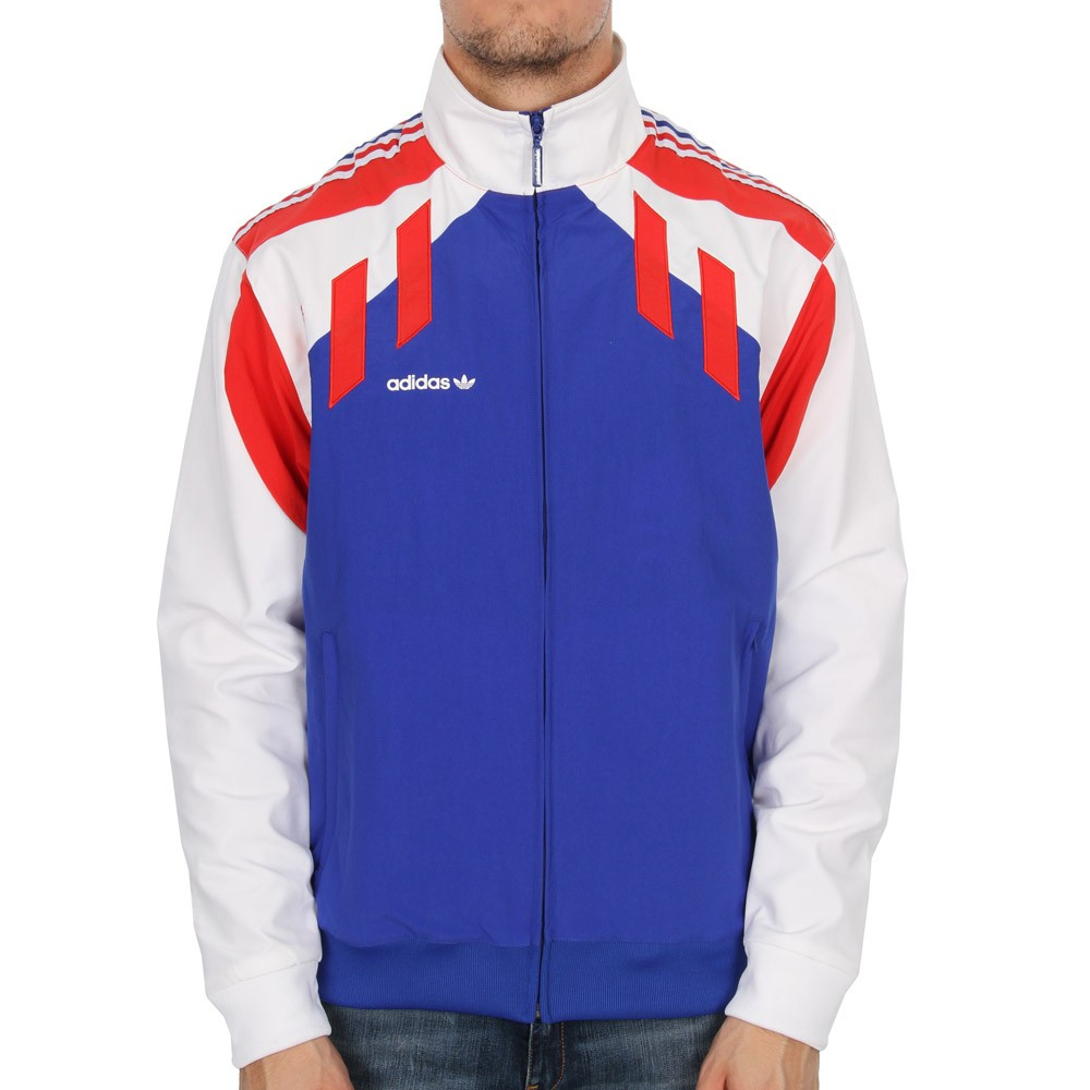 Buy Red White And Blue Adidas Jacket Off56 Discounted