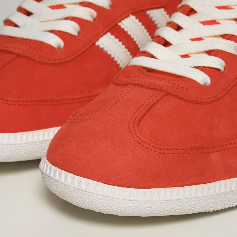 You are browsing images from the article: Adidas Samba Pigskin - Aero Red