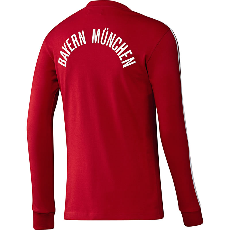 You are browsing images from the article: Adidas Retro Bayern Munchen Tee